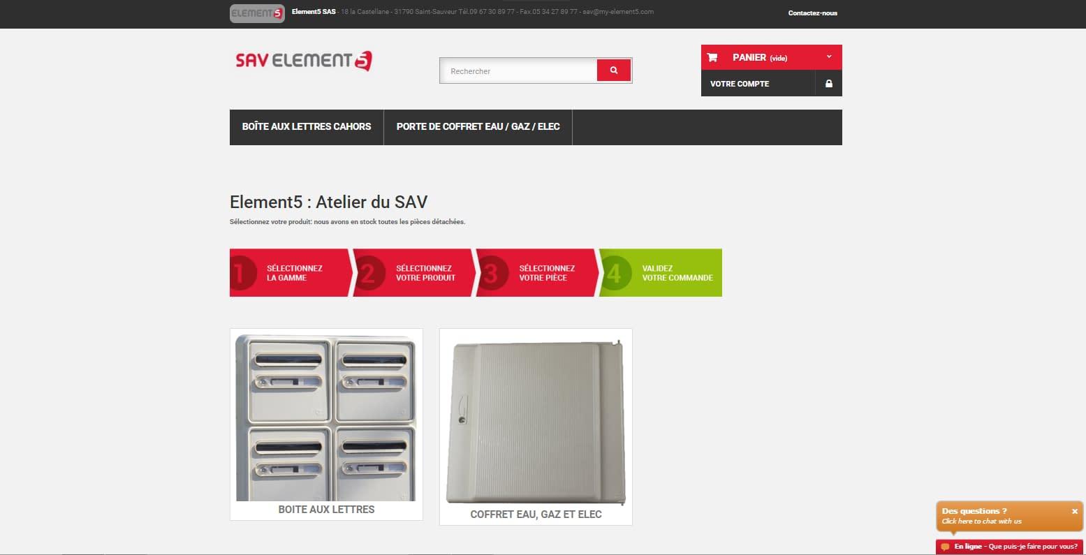 Site SAV