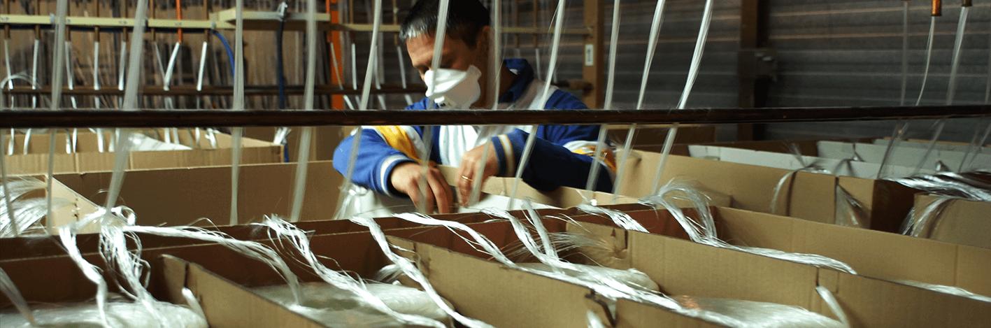fabrication smc matériau composite